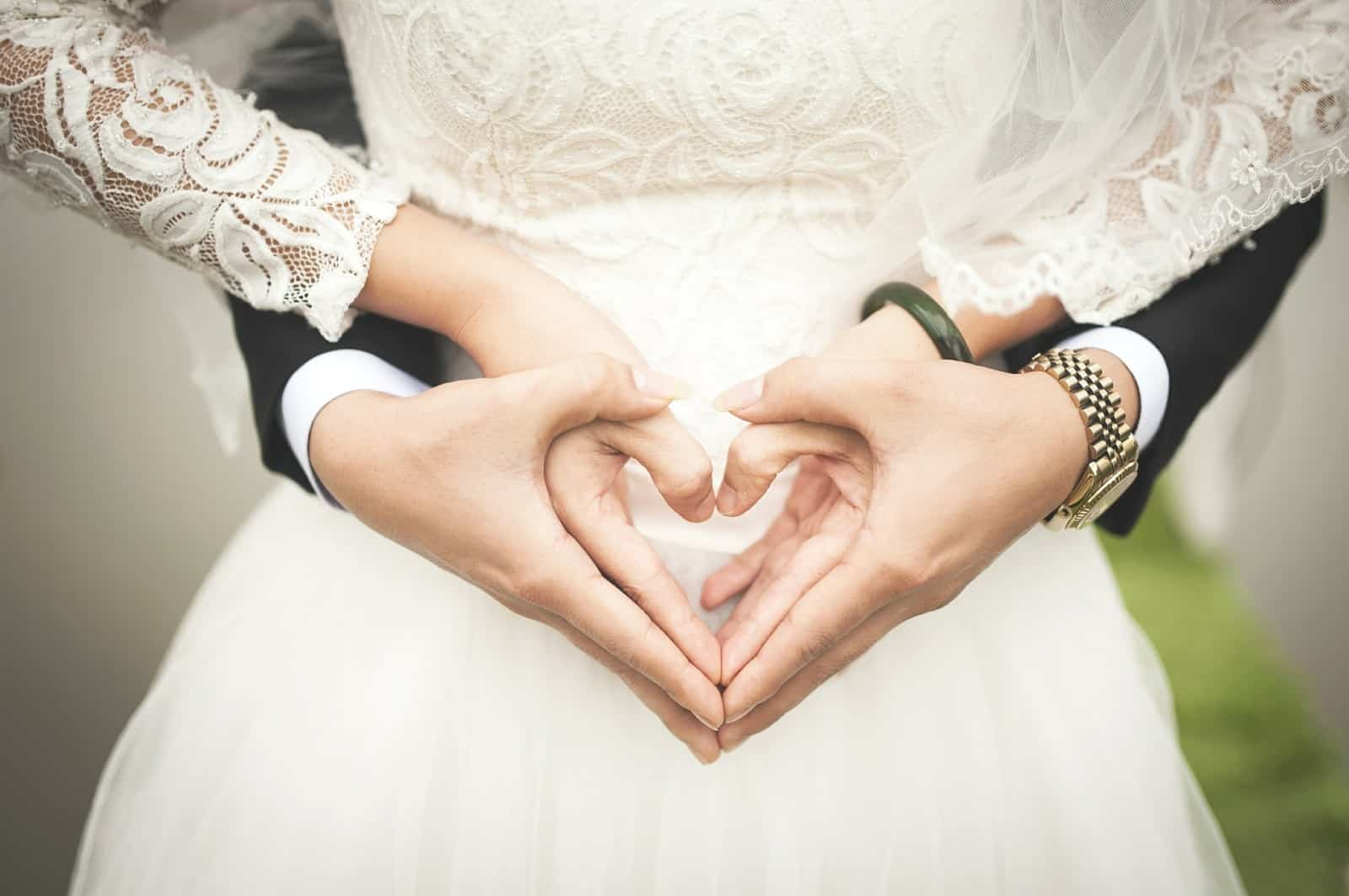 Abnehmen für die Hochzeit