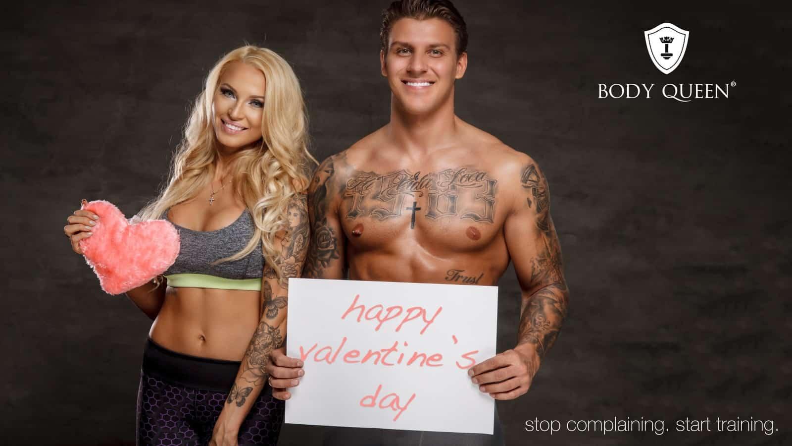 Last Minute Freude zum Valentinstag