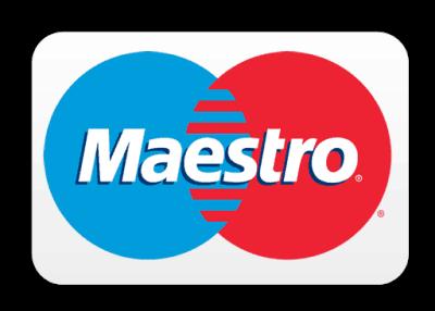 Zahlungsart Maestro