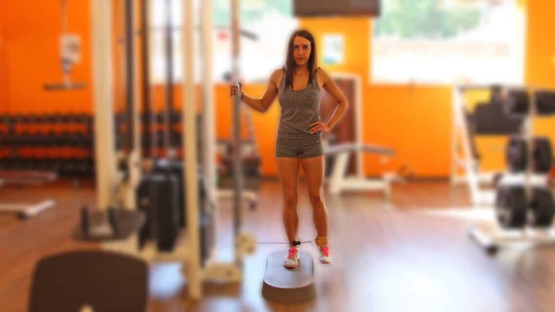 Sexy Beine mit dem richtigen Training