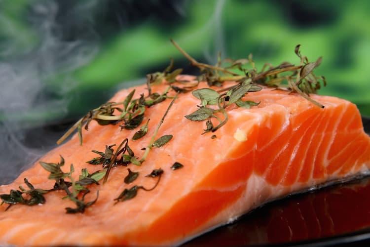 Fisch für den Muskelaufbau | Fisch für den Muskelaufbau | Premium