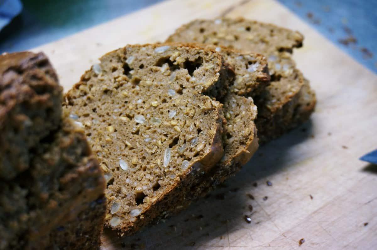 Glutenfreies Brot backen