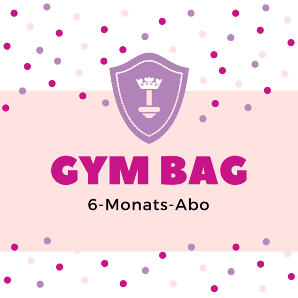 Body Queen Gym Bag - 6 Monats-Abo