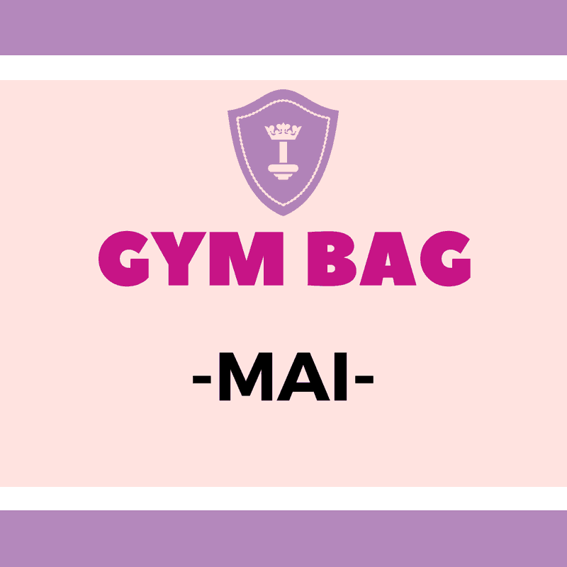 Body Queen Gym Bag #Mai