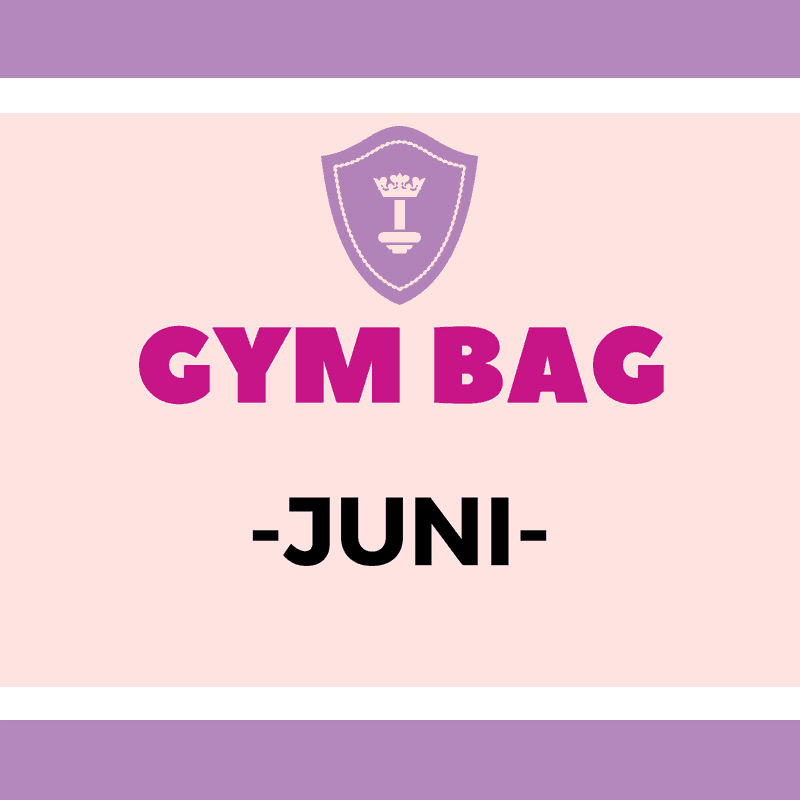 Body Queen Gym Bag #Juni