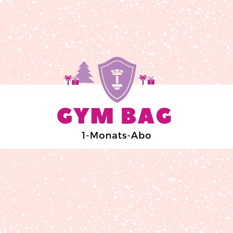Body Queen Gym Bag 1-Monats-Abo