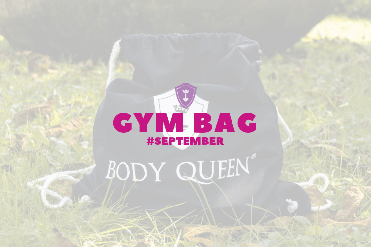 Body Queen Gym Bag September
