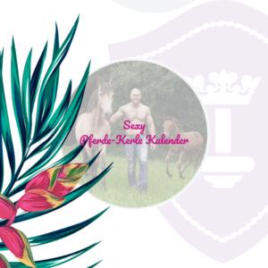 Pferde-Kerle Kalender