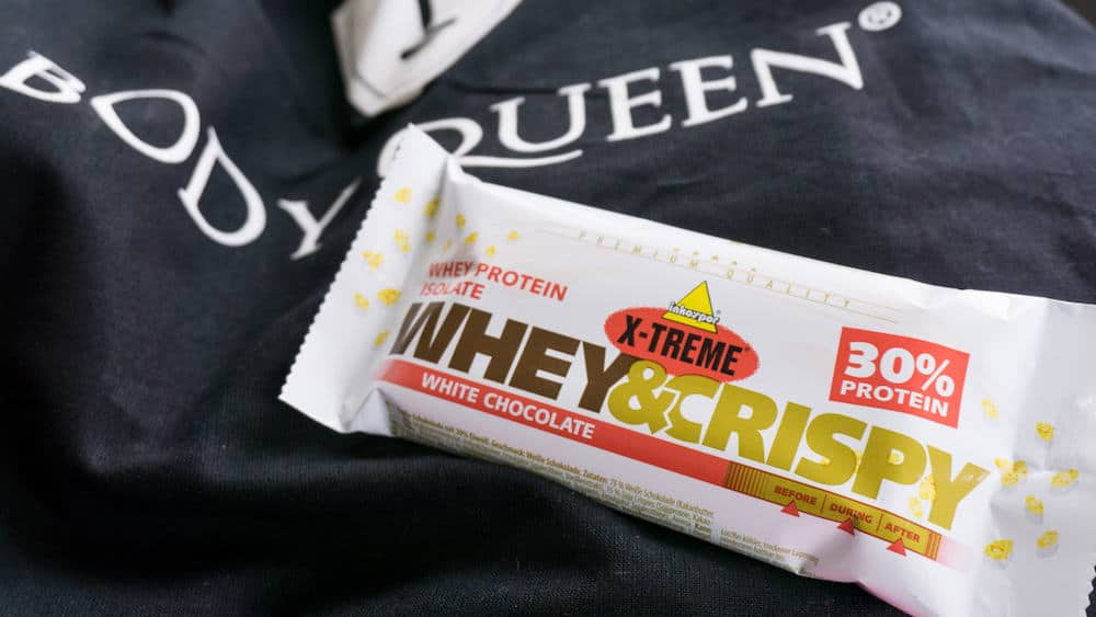 Fitness Bar X-Treme Whey & Crisp