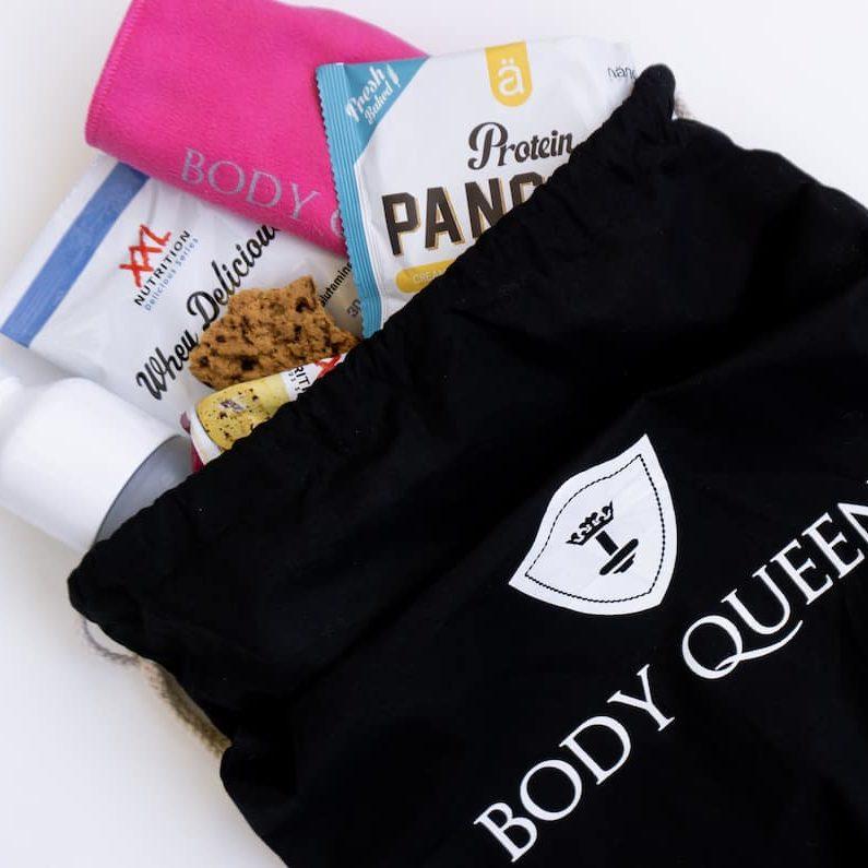 Body Queen Gym Bag Beispiel Bag